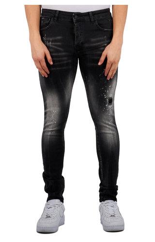 My Brand My Brand MMB-JE005-G3119 Denim Jeans Black