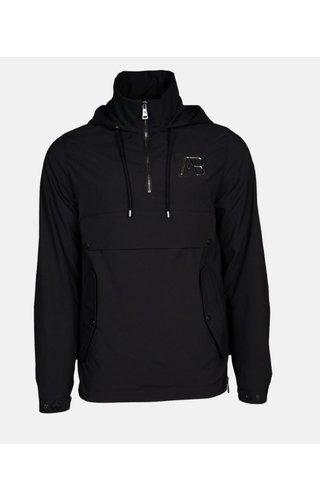 AB-Lifestyle AB Lifestyle Anorak Jacket Zwart