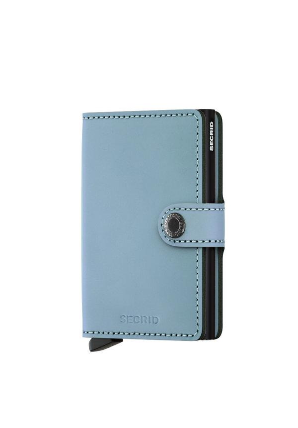Secrid Mini Wallet Matte Blue