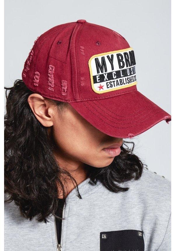 My Brand Cap 5-X20-010-C-0003
