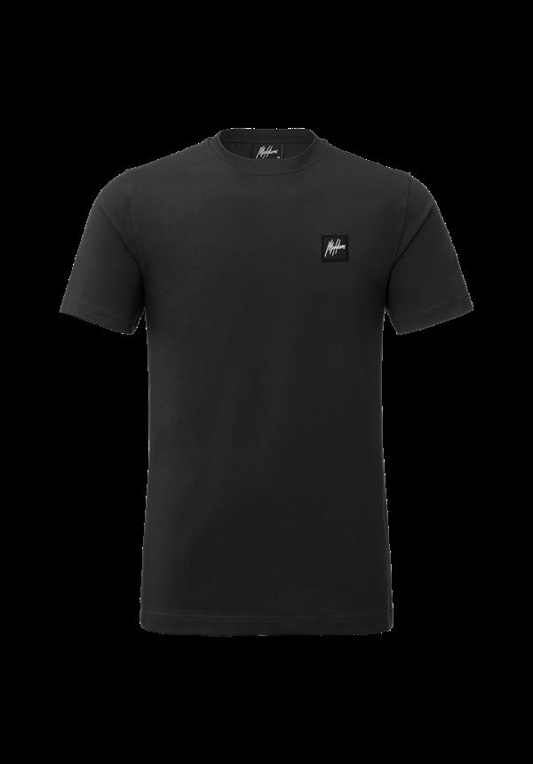 Malelions T-shirt Patch Black