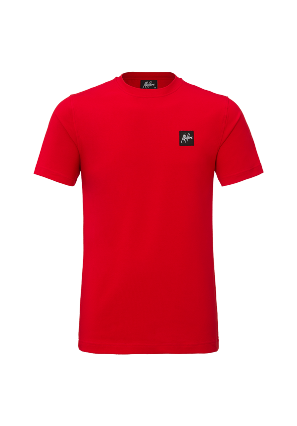 Malelions T-shirt Patch Red