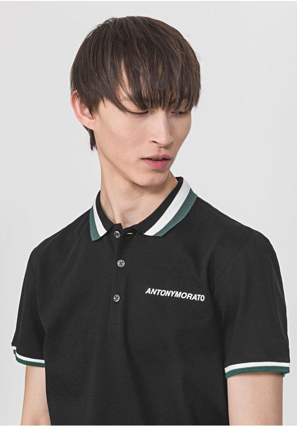 Antony Morato Sport The Green Lin MMKS01713-FA100083 Black