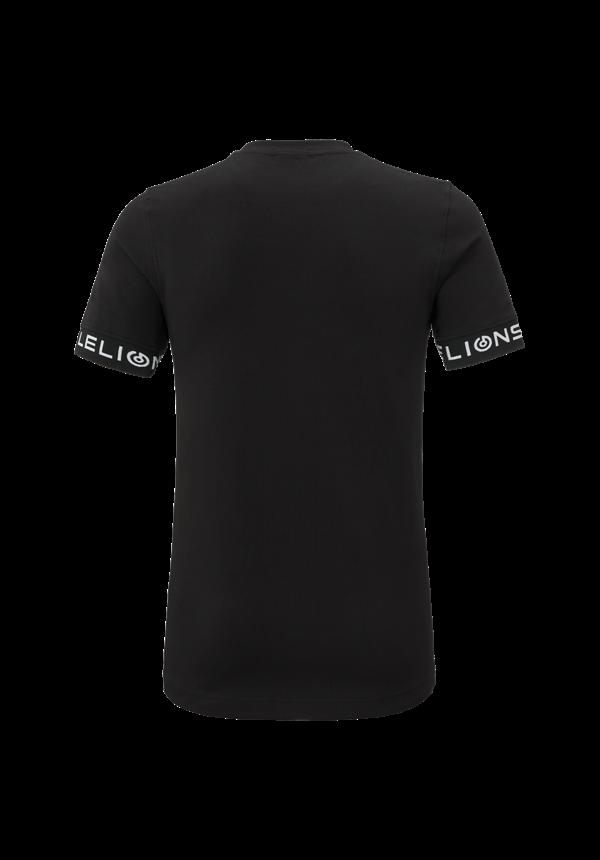 Malelions One Tape T-shirt Black/Black