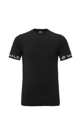 Malelions Malelions One Tape T-shirt Black/Black