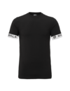 Malelions One Tape T-shirt Black/White