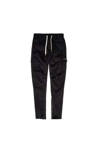 Off The Pitch Off The Pitch The Cargo Cult Pants Black