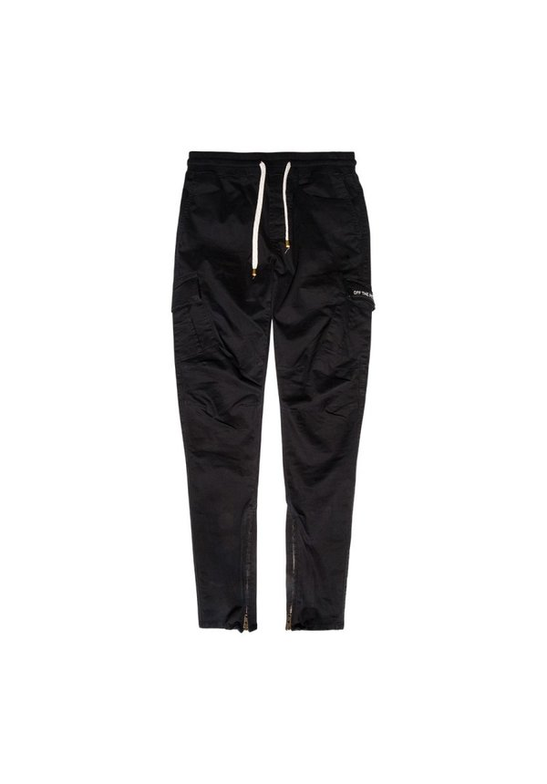Off The Pitch The Cargo Cult Pants Black