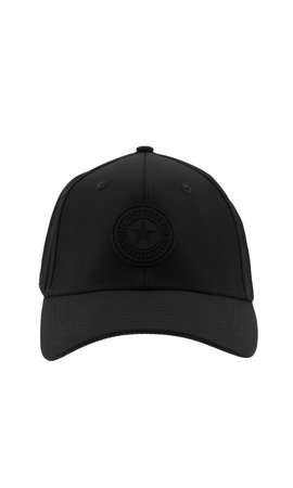 Airforce Softshell True Black Cap