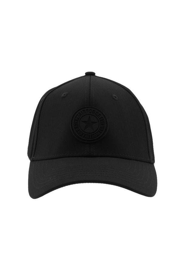 Air Force Softshell True Black Cap