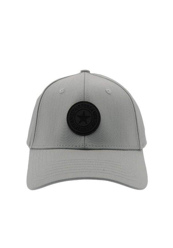 Air Force Softshell Poloma Grey Cap
