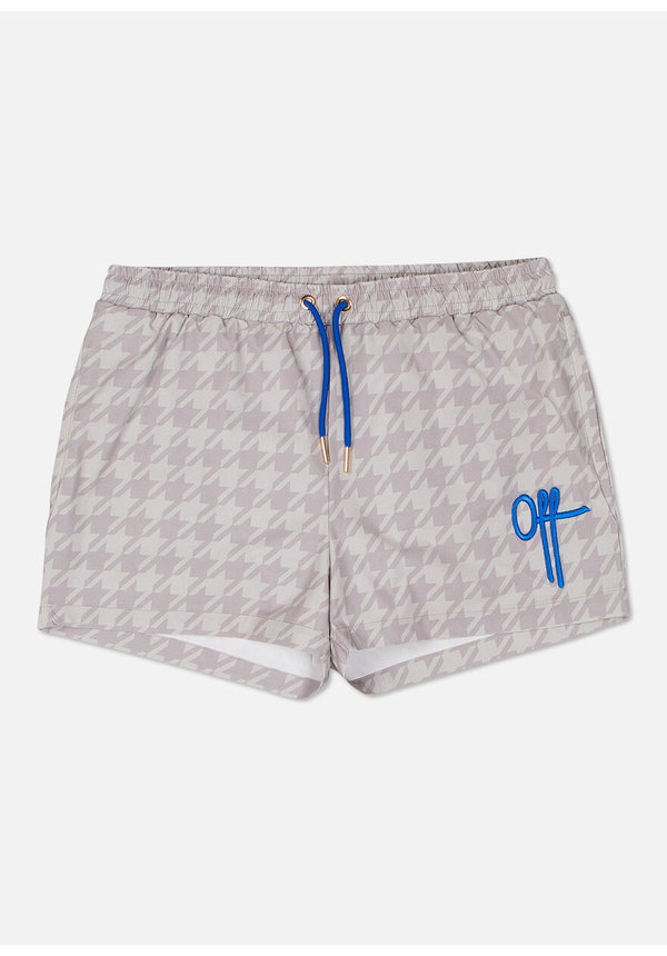 Off The Pitch Pied de Pool SwimShort Sand