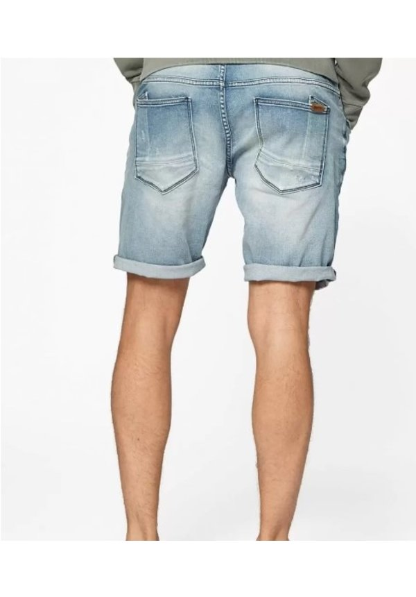 Circle of trust Connor Denim Short Blue Stone