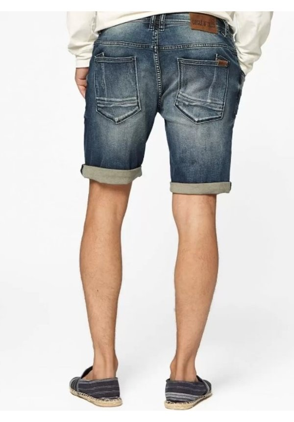 Circle of trust Connor Denim Short Framed Blue