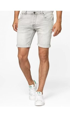 Circle of trust Circle of trust Connor Denim Short Concrete Grey