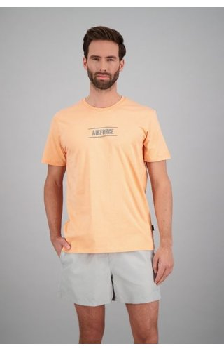 Airforce Airforce Line Peach Tee TBM0722