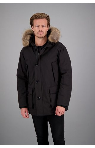 Airforce Airforce Classic Parka FRM0365 Black