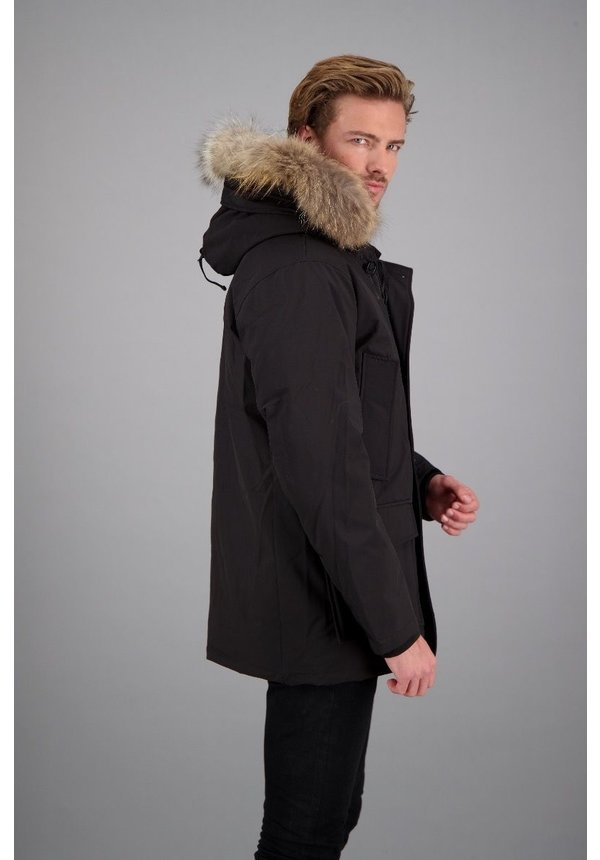 Airforce Classic Parka FRM0365 Black