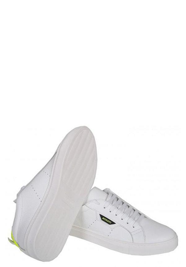 Antony Morato MMFW01247-LE300002 Sneakers White /Yellow