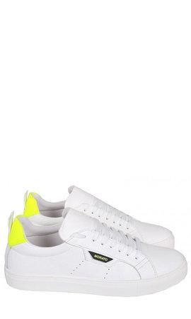 Antony Morato Antony Morato MMFW01247-LE300002 Sneakers White /Yellow