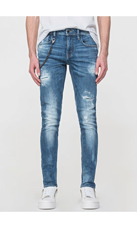 Antony Morato Antony Morato Denim Blue Jeans MMDT00245