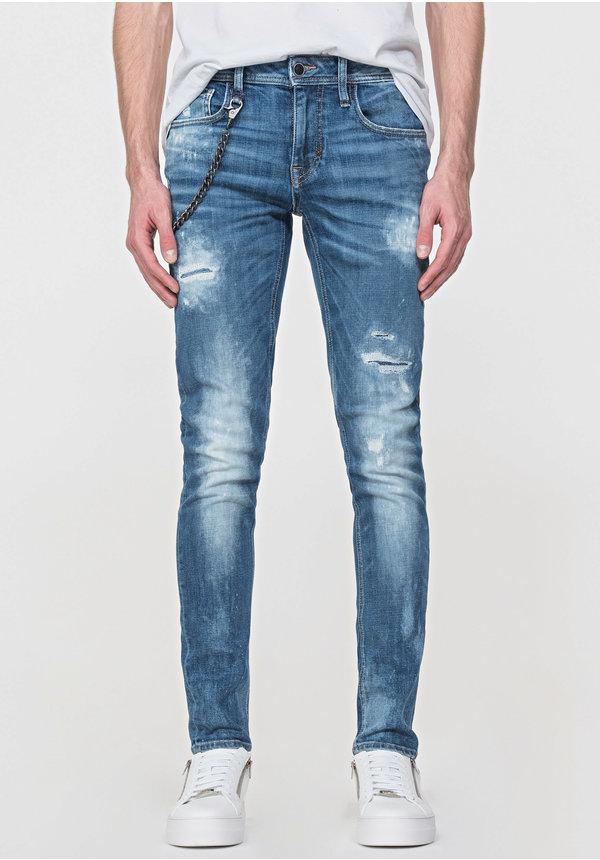 Antony Morato Denim Blue Jeans MMDT00245