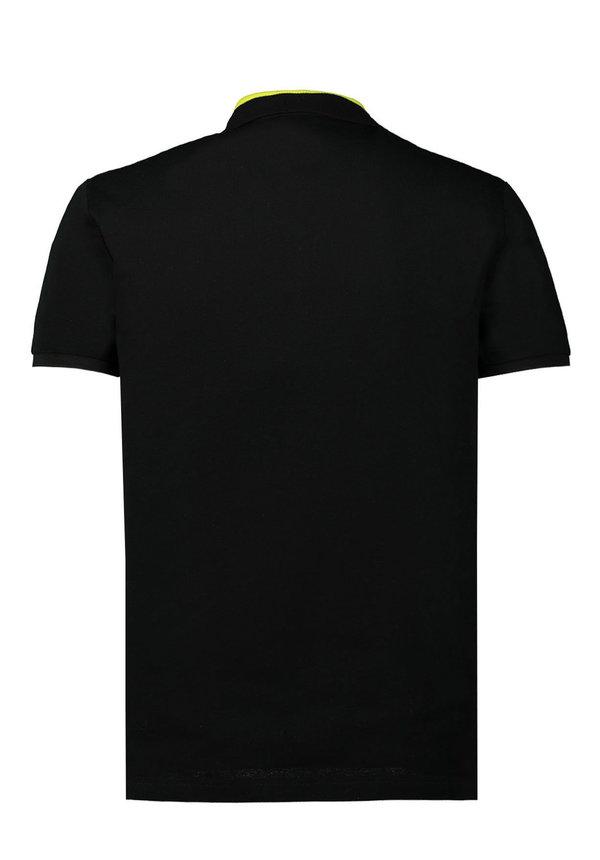 Antony Morato SS20 Polo Black/ Neon MMKS01712-FA100083