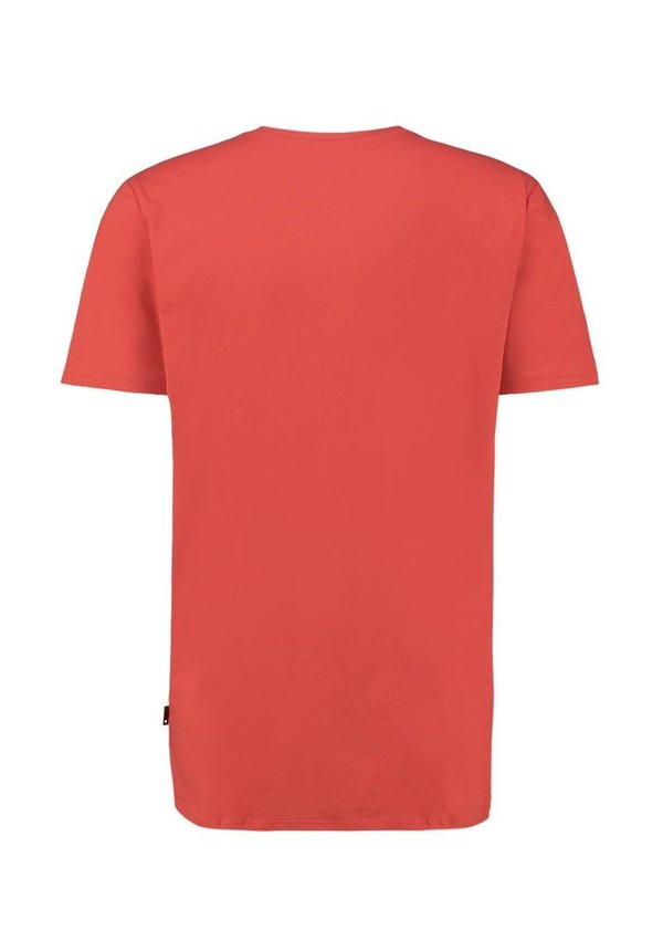 Purewhite 20010139 SS20  T-shirt Red