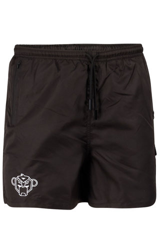 Black Bananas Black Bananas SS20 Palm Pocket Swimshort Black