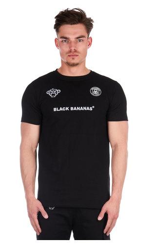 Black Bananas Black Bananas SS20 F.C Basic Tee Black