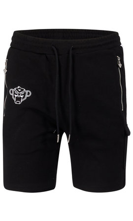 Black Bananas Black Bananas F.C Striped SHORT black