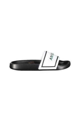 Antony Morato Antony Morato Slipper MMFW01255-LE500057 Black/White/Green