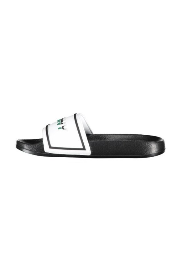 Antony Morato Slipper MMFW01255-LE500057 Black/White/Green