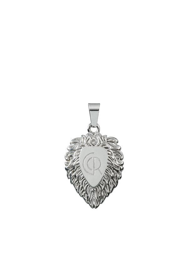 Croyez Sacred Heart W/ Round Boxchain Silver