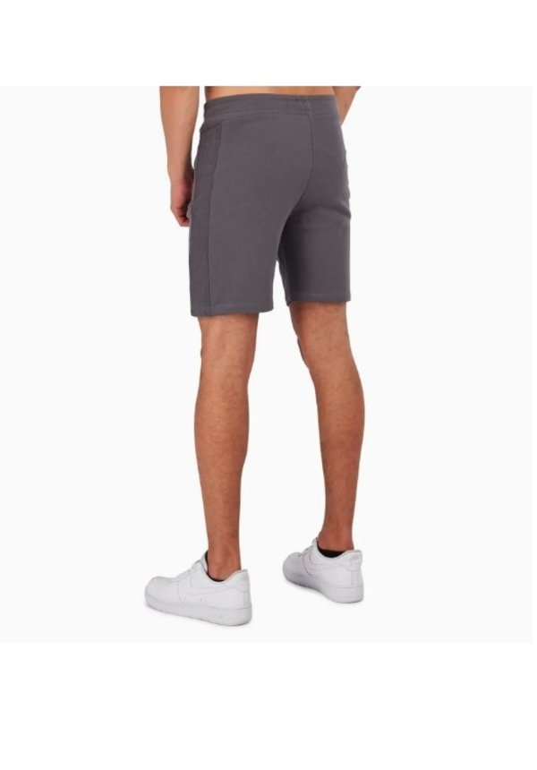 AB Lifestyle embroidery Short Grey