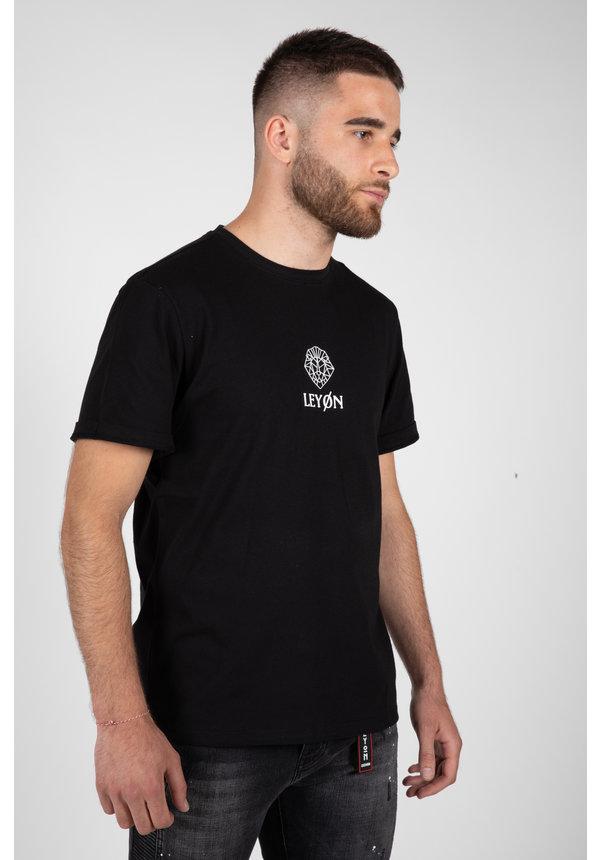 Leyon T-Shirt SS20 Black