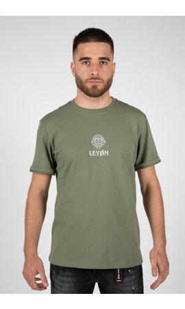 LEYON Leyon T-Shirt SS20 Khaki