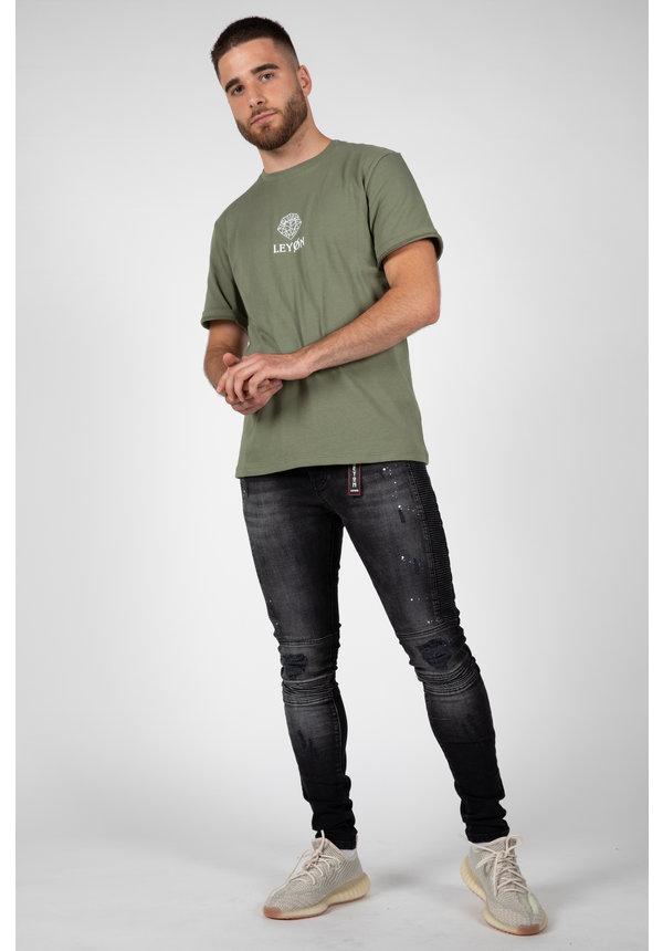 Leyon T-Shirt SS20 Khaki
