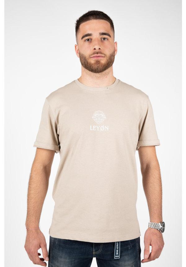 Leyon T-Shirt SS20 Sand