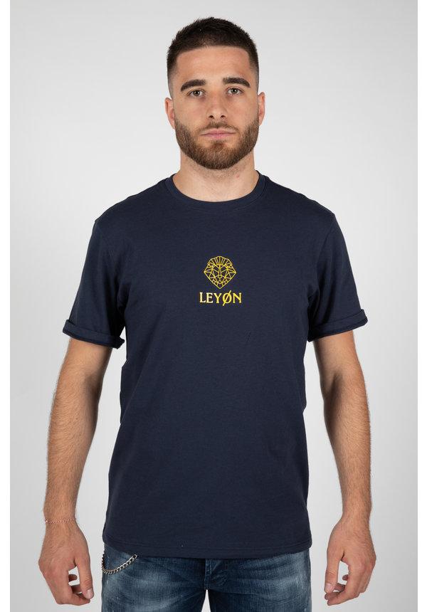 Leyon T-Shirt SS20 Navy
