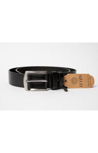 LEYON Leyon Leather Belt Black
