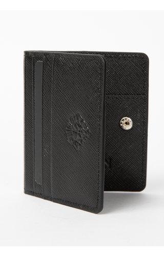 LEYON Leyon Book Wallet Black