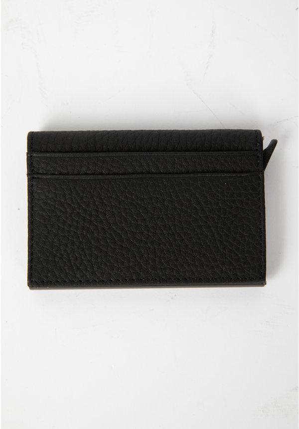 Leyon Mechanic Card Holder Black