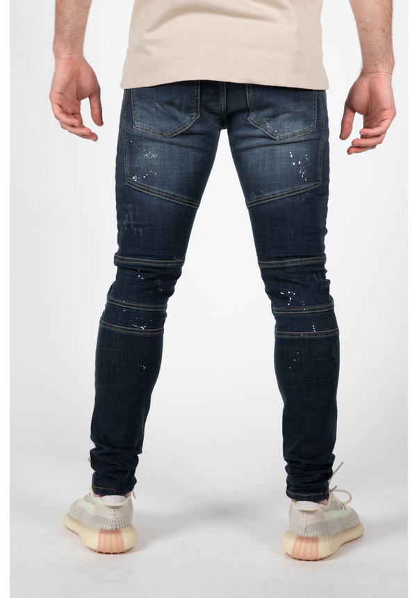 LEYON Blue Jeans Spotted 2043-1