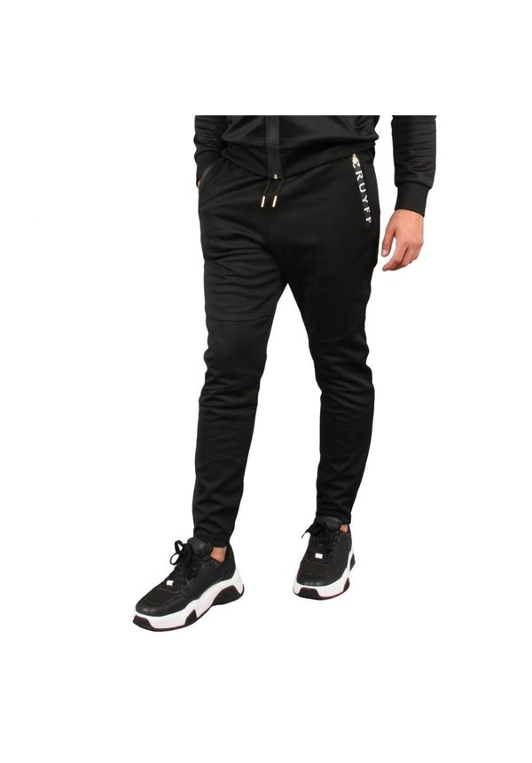 Cruyff FW20 Riba Track Pants Black