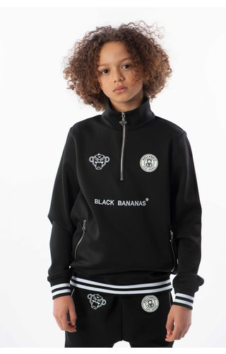 Black Bananas Black Bananas JR London Tracksuit Black