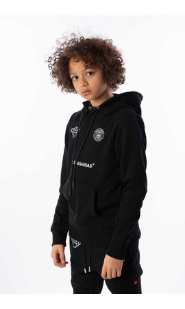 Black Bananas Black Bananas JR F.C Hoody Tech Black
