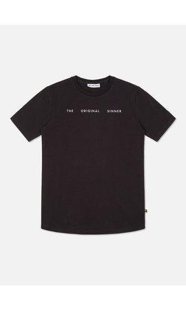Off The Pitch Off The Pitch 1940203090 The Sinner Tee Black