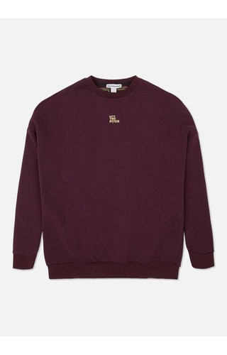 Off The Pitch Off The Pitch  1620203030 The Lover Sweater Fudge