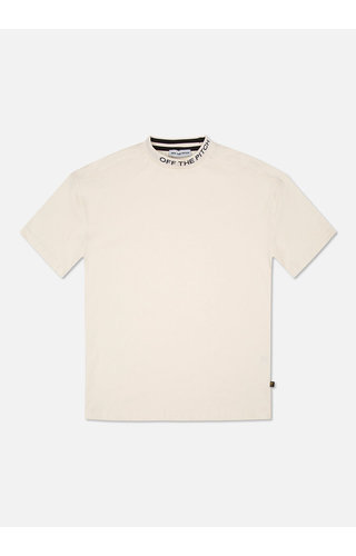 Off The Pitch Off The Pitch 1830203011 The Orphan Tee Off White